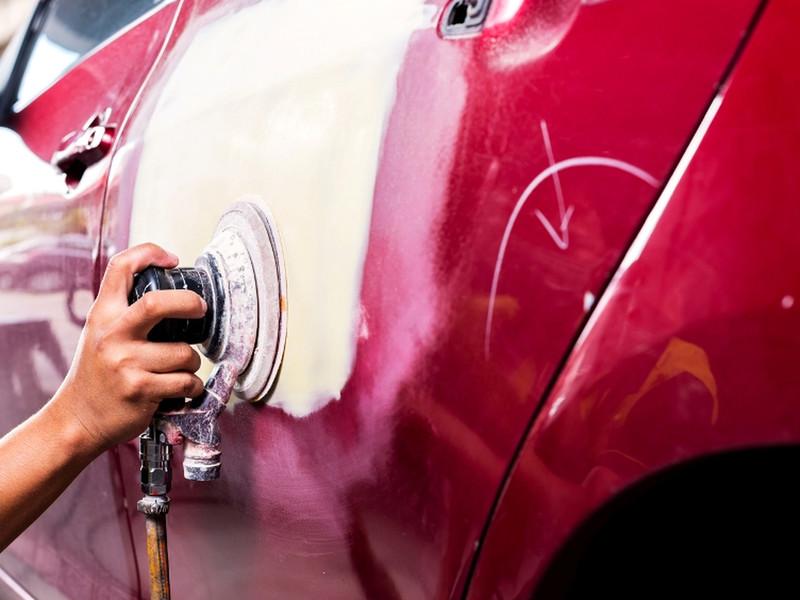 Réparation carrosserie Rapide Partie Latérale